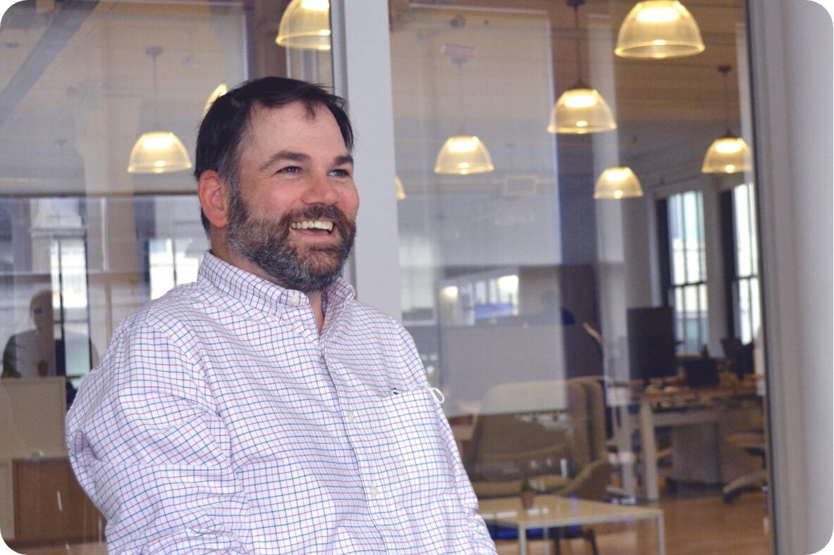 Prizeout CEO David Metz